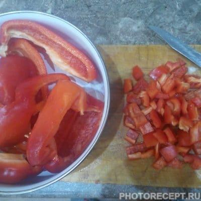 Фото рецепта - Овощное рагу с мясом - шаг 6