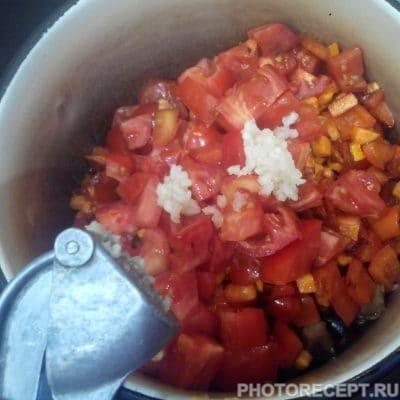Фото рецепта - Овощное рагу с мясом - шаг 9