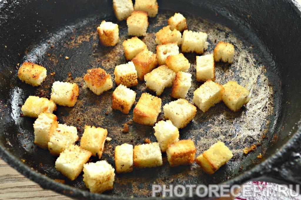 Фото рецепта - Салат с куриной грудкой и ананасами - шаг 4