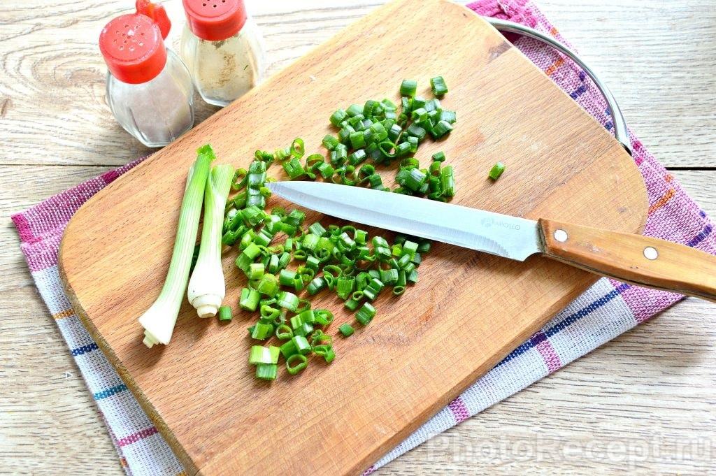 Фото рецепта - Куриный суп с вермишелью - шаг 7