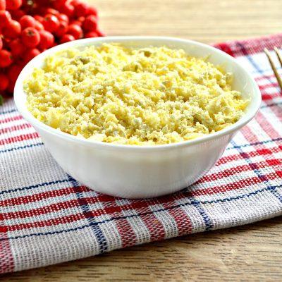 Салат «Мимоза» по-новому - рецепт с фото