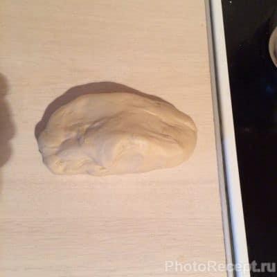 Фото рецепта - Вареники с картошкой - шаг 3