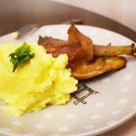 Обычное картофельное пюре