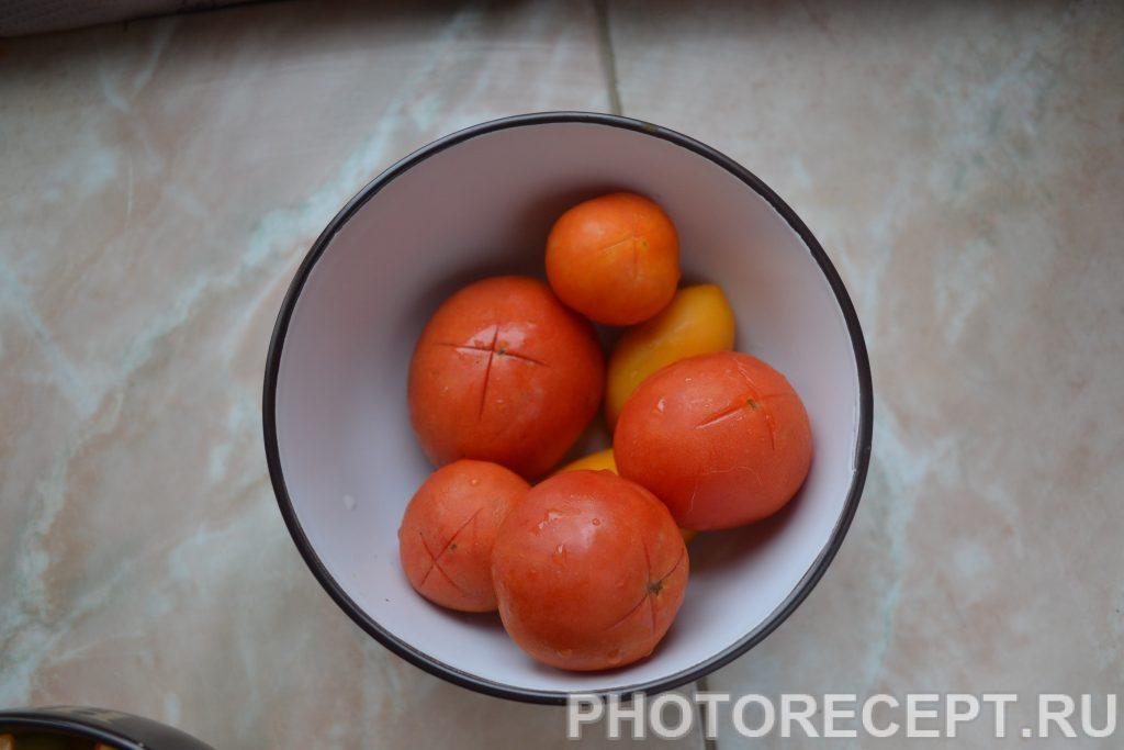 Фото рецепта - Куриная грудка тушеная с овощами - шаг 2