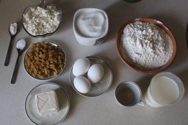 Фото рецепта - Ароматные ватрушки - шаг 1