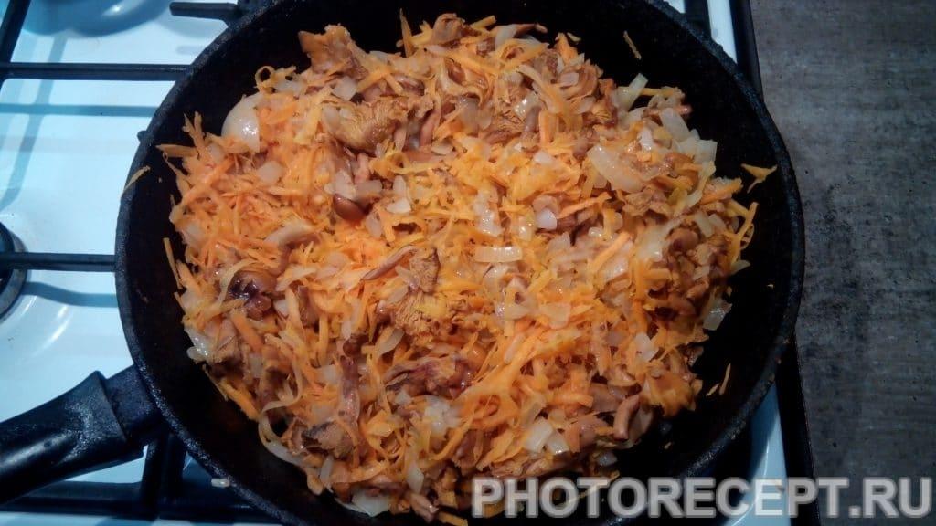 Фото рецепта - Солянка с грибами, с запасом на зиму - шаг 3