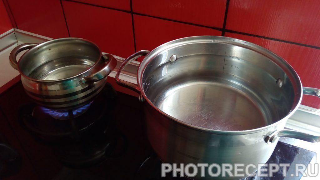 Фото рецепта - Борщ без мяса - шаг 2