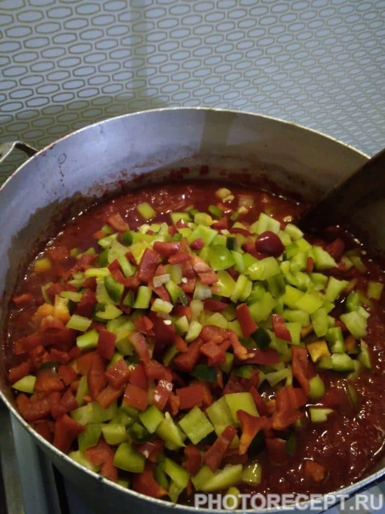 Фото рецепта - Борщ на зиму - шаг 4