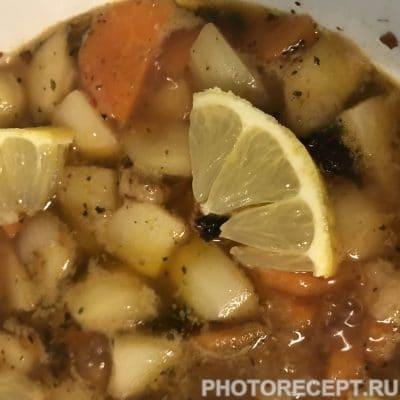 Фото рецепта - Тушёный картофель «Ароматный» - шаг 6