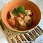 Тушёный картофель «Ароматный»
