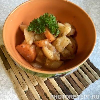 Как приготовить картошку с тушенкой в кастрюле пошаговый рецепт