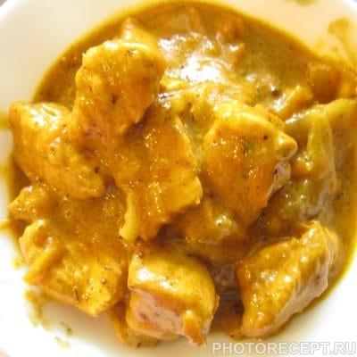 Фото рецепта - Гуляш из курицы - шаг 6
