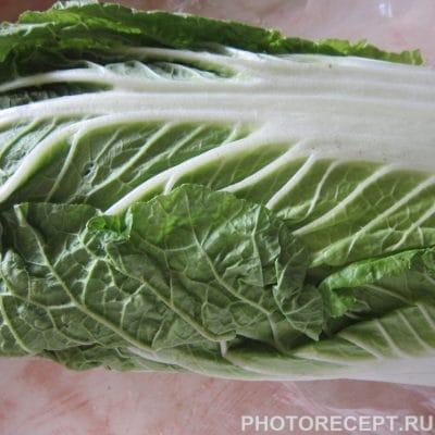 Фото рецепта - Тёплый салат с лисичками - шаг 4