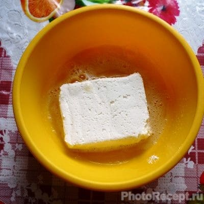 Фото рецепта - Бабушкины сырники - шаг 3