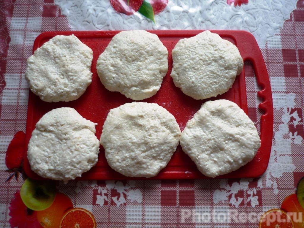 Фото рецепта - Бабушкины сырники - шаг 4