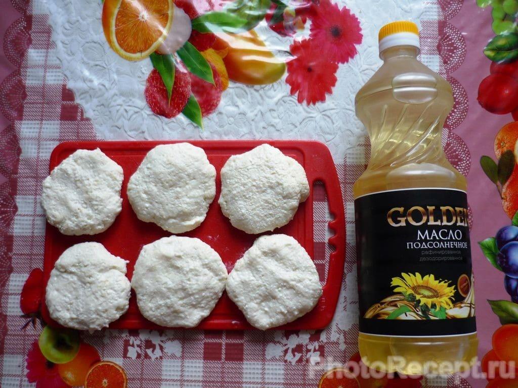 Фото рецепта - Бабушкины сырники - шаг 5