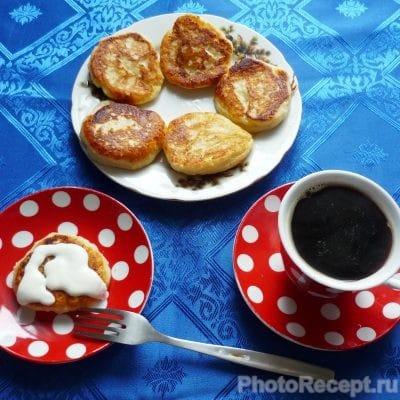 Бабушкины сырники - рецепт с фото
