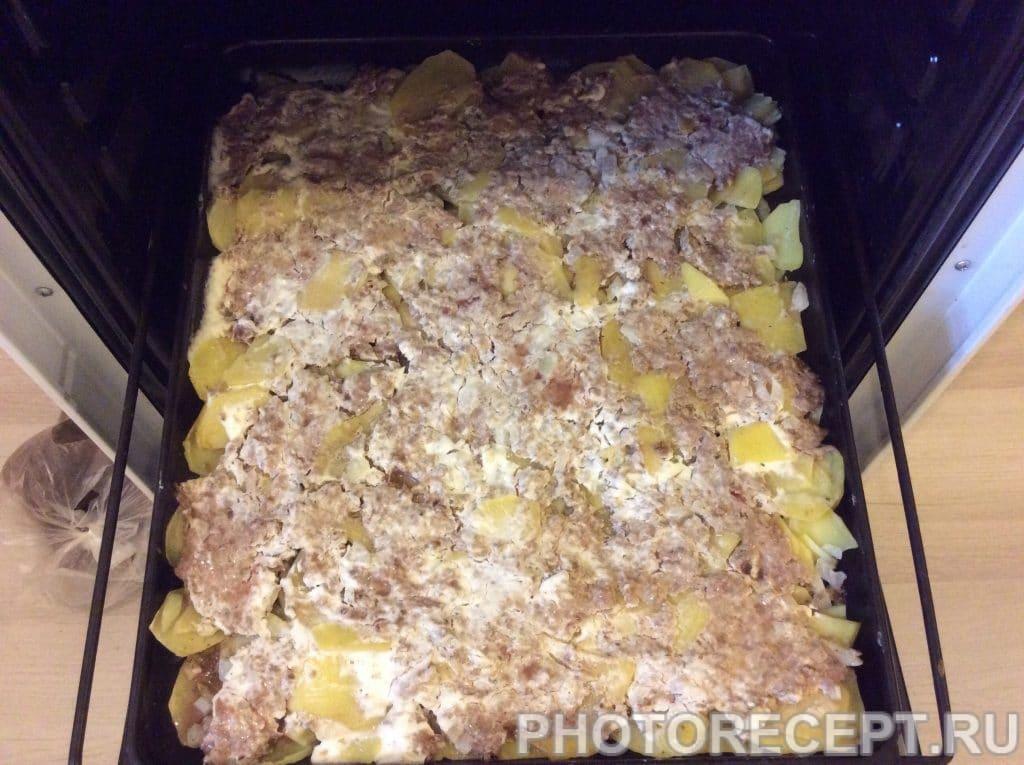 Фото рецепта - Картошка по-французски - шаг 2