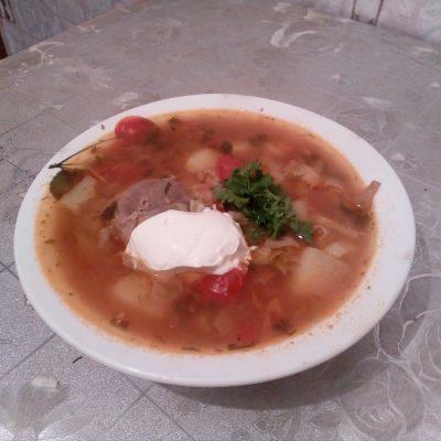 Настоящий украинский борщ - рецепт с фото