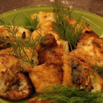 Скумбрия в кляре очень вкусная фото рецепт пошаговый