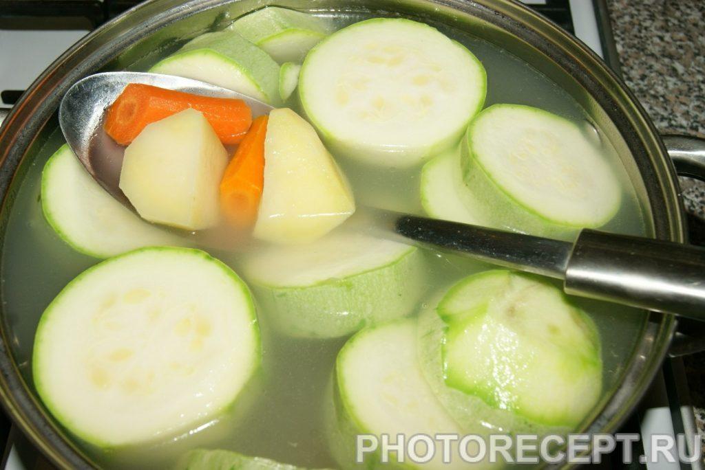 Фото рецепта - Суп-пюре - шаг 2
