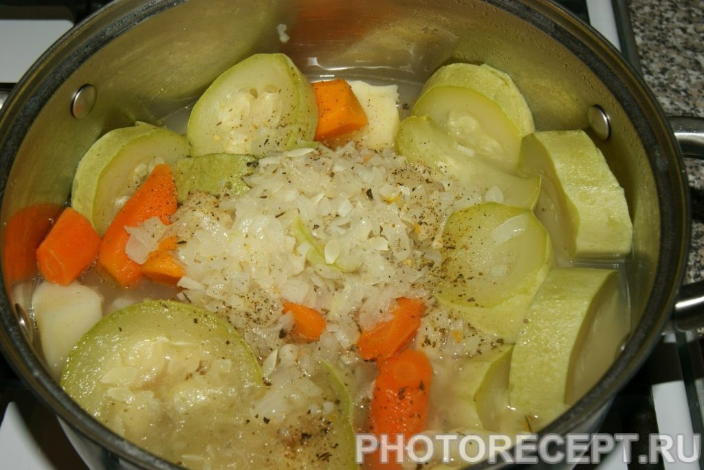 Фото рецепта - Суп-пюре - шаг 4
