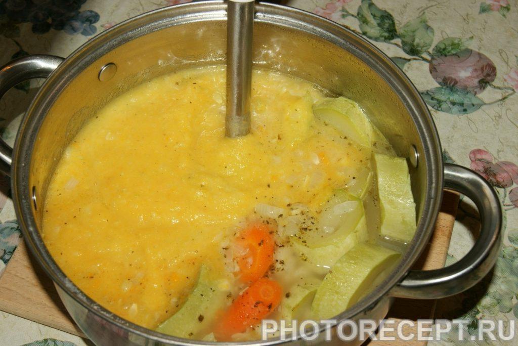 Фото рецепта - Суп-пюре - шаг 5