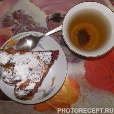 Пирог с вкуснейшей йоштой - рецепт с фото