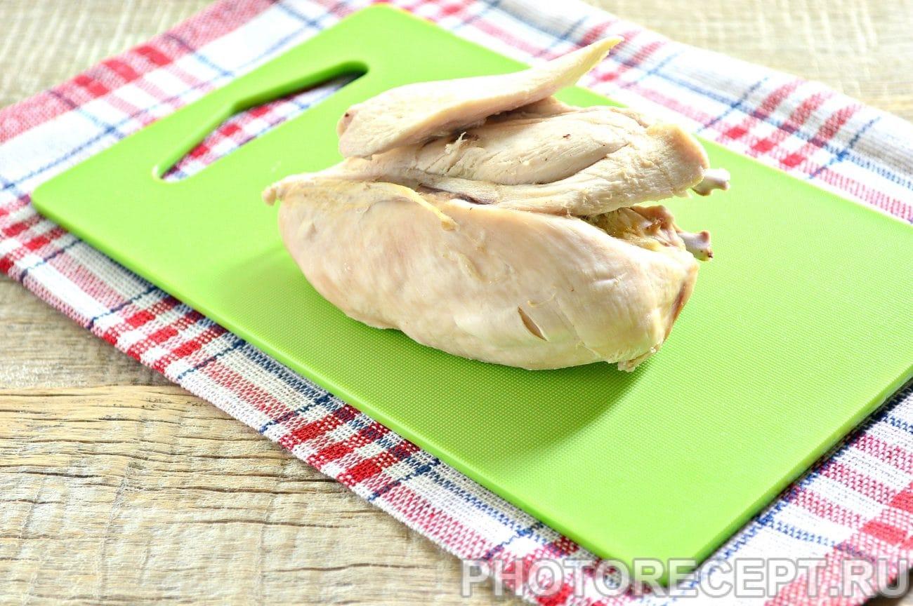 Жульен в шампиньонах с курицей рецепт пошагово