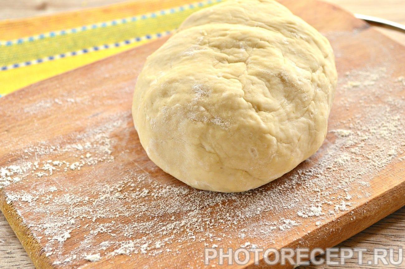 Заварное тесто для пельменей рецепт пошагово