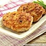 Бифштекс из свинины на сковороде