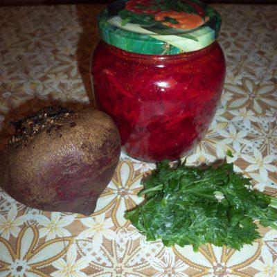 Свекольник на зиму — все витамины в одной банке - рецепт с фото