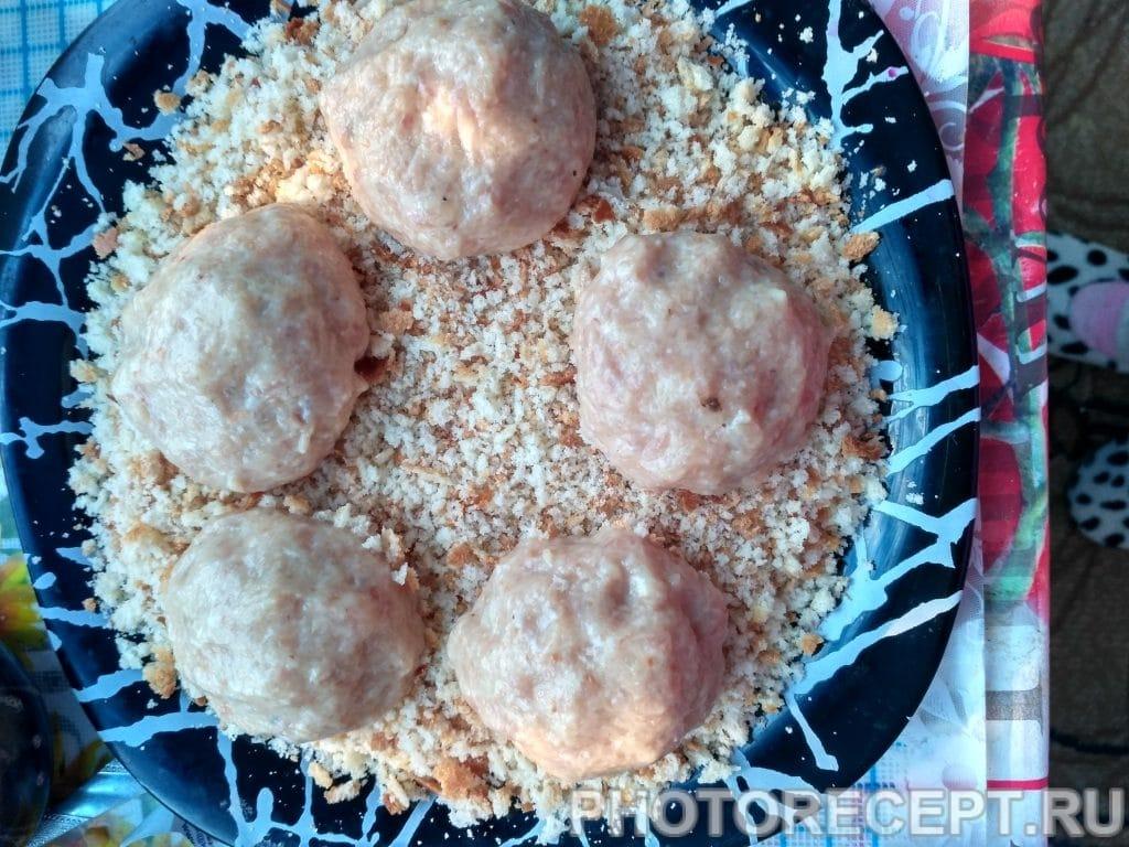 Фото рецепта - «Сборные» котлеты из четырех видов мяса - шаг 7