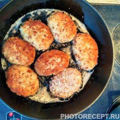 Фото рецепта - «Сборные» котлеты из четырех видов мяса - шаг 8