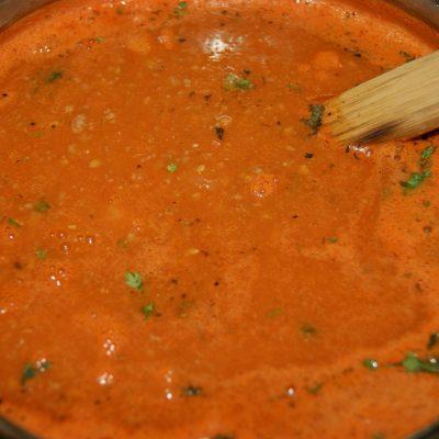 Томатный суп - рецепт с фото
