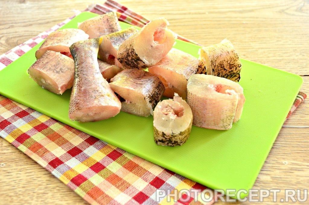 Фото рецепта - Рыбные котлеты из щуки в хрустящей панировке - шаг 2