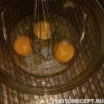 Фото рецепта - Блинчики, фаршированные рисом и копченой курицей - шаг 2