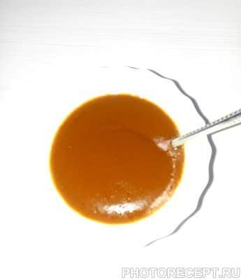 Фото рецепта - Борщ без мяса на рассоле - шаг 4