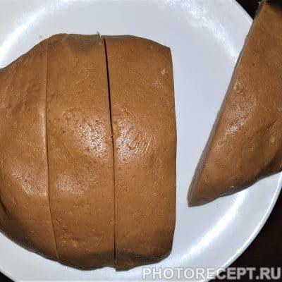 Фото рецепта - Медово – имбирные пряники - шаг 5