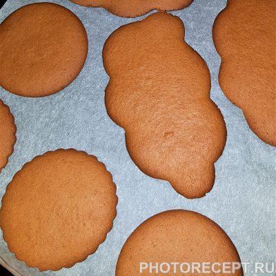 Фото рецепта - Медово – имбирные пряники - шаг 6