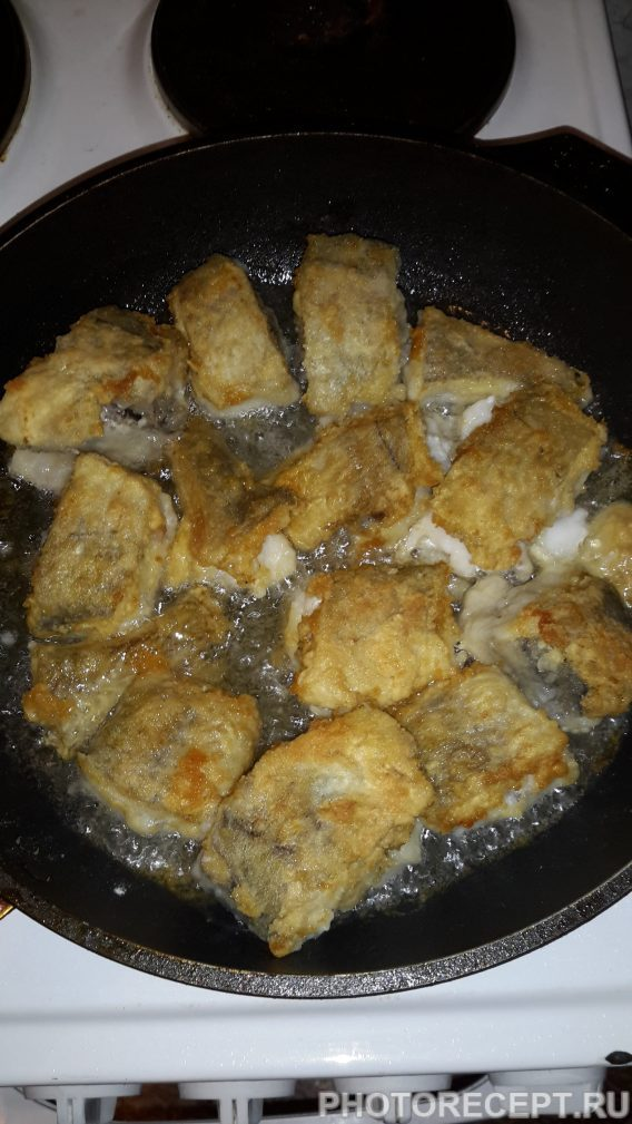 Фото рецепта - Рыба с овощами - шаг 6