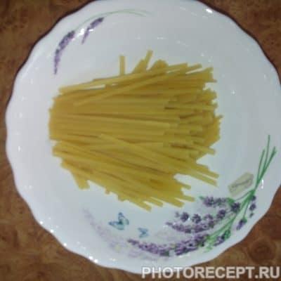 Фото рецепта - Грибной суп с лапшой - шаг 4