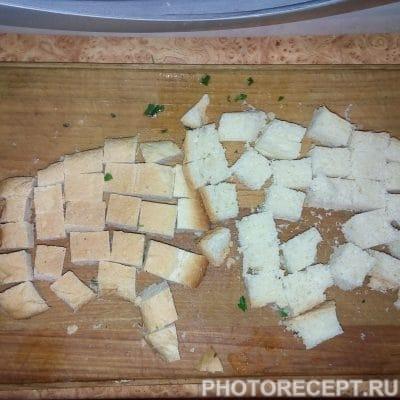 Фото рецепта - Грибной суп с лапшой - шаг 6