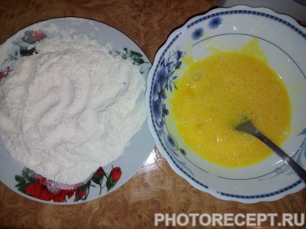 Фото рецепта - Воздушные куриные отбивные с итальянским мотивом - шаг 3