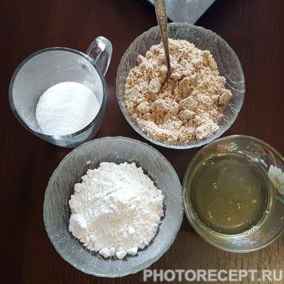 Фото рецепта - Печенье-безе макарон с лимонным курдом - шаг 1