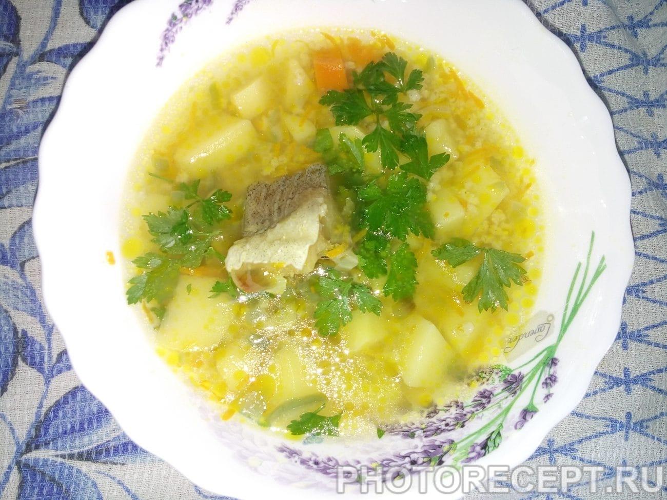 Рыбный суп судак рецепт пошагово в 23