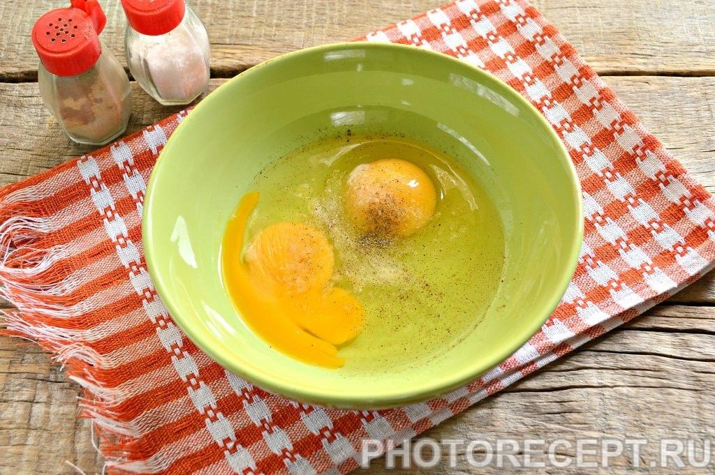 Фото рецепта - Яичница с помидорами - шаг 3