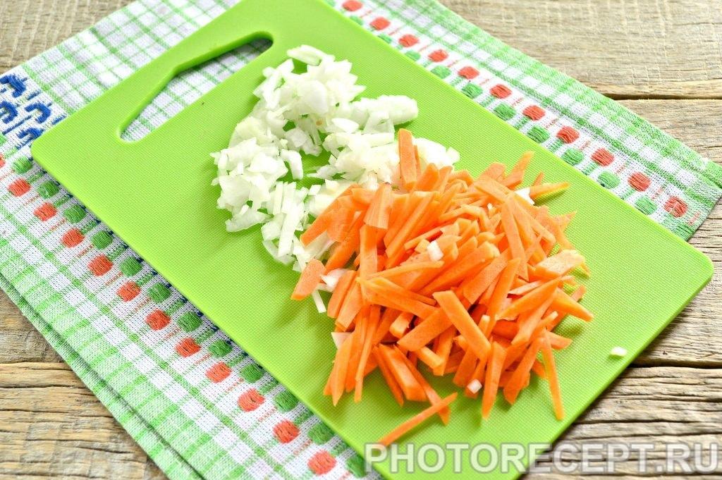 Фото рецепта - Мясо с овощами на сковороде - шаг 4