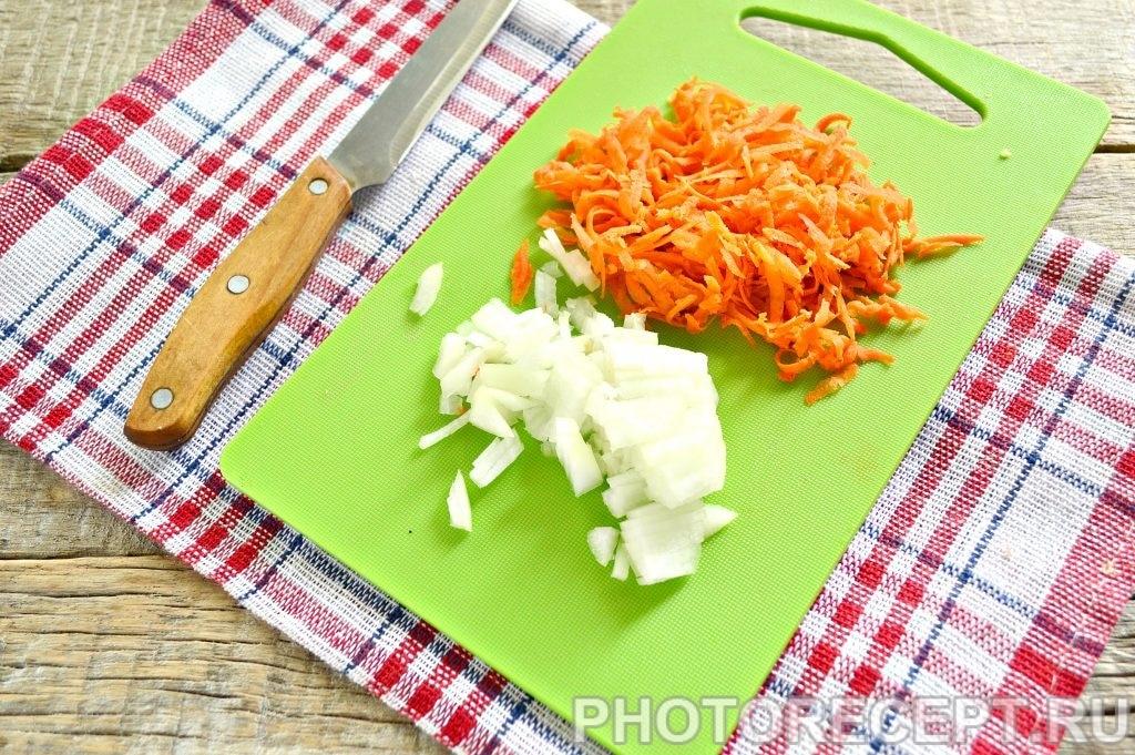 Фото рецепта - Свинина тушеная с капустой - шаг 4