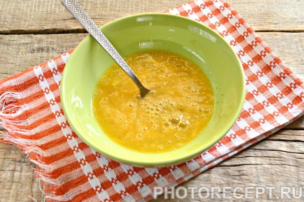 Фото рецепта - Яичница с помидорами - шаг 4